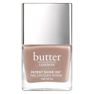 butter LONDON Patent Shine 10X Nail Lacquer 11 ml - Yummy Mummy