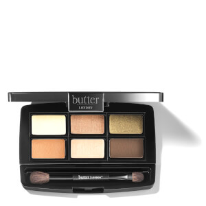 butter LONDON ShadowClutch Palette - Natural Charm