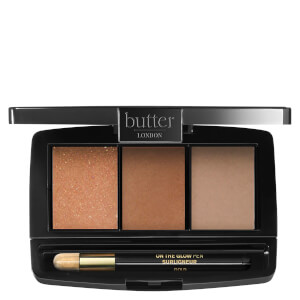 butter LONDON BronzerClutch Palette - True to Form