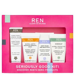 REN Seriously Good Kit (Worth $58.00)