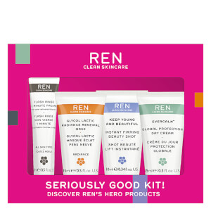 REN Seriously Good Kit! (Free Gift) (Worth £36)