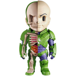 Figurine Lex Luthor DC Comics XXRAY 6 Wave