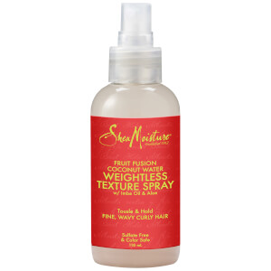 Shea Moisture Fruit Fusion Weightless Texture Spray -suihke 118ml