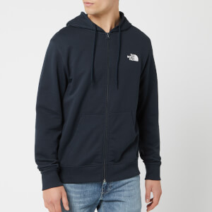 The North Face Men's Open Gate Full Zip Light Hoody - Urban Navy