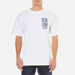 Edwin Men's From Japan with Love T-Shirt - White