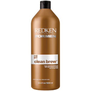 Redken for Men Clean Brew Shampoo 33.8oz