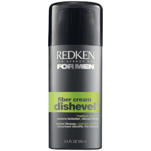 Redken for Men Dishevel Fiber Cream 3.4oz