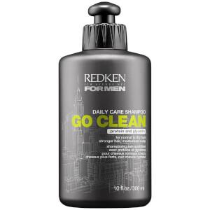 Redken for Men Go Clean Daily Care Shampoo 10oz