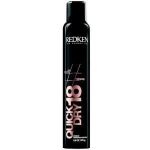 Redken Quick Dry 18 Hair Shine and Finishing Spray 278g