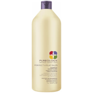 Pureology Perfect 4 Platinum Shampoo 33.8oz