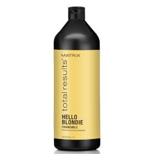 Matrix Total Results Hello Blondie Shampoo 33.8oz