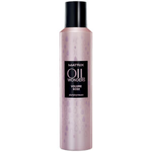 Matrix Oil Wonders Volume Rose Plumping Mousse 8.3oz