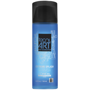 L'Oréal Professionnel Tecni.ART Wet Domination Extreme Splash Gel 5 fl oz