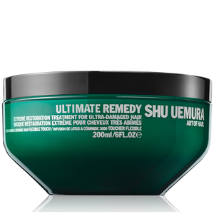 Shu Uemura Art of Hair Ultimate Remedy Extreme Restoration Treatment 6oz