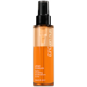Shu Uemura Art of Hair Urban Moisture Hydro Nourishing Double Serum 3.3oz