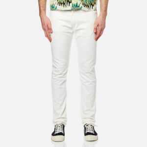 Levi's Orange Tab Men's 510 Skinny Fit Jeans - White