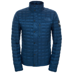 The North Face Men's Denali Thermoball Jacket - Shady Blue