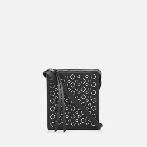 Elizabeth and James Women's Sara Bag Rivets Cross Body Bag - Black