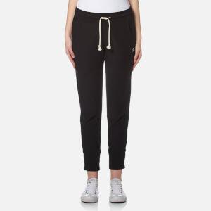 Champion Women's Rib Cuff Pants - Black