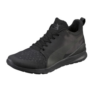 Puma Men's Duplex Evo Rise Trainers - Black