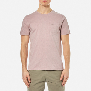 Oliver Spencer Men's Envelope T-Shirt - Pink