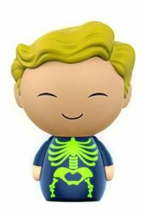 Fallout Admantium Skeleton Dorbz Vinyl Figure