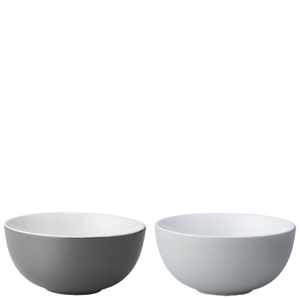 Stelton Emma Bowl - Grey (Set of 2)