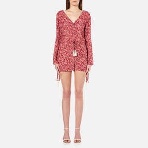 MINKPINK Women's Wanderlust Playsuit - Multi
