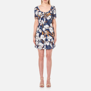 MINKPINK Women's Pacifico Tea Dress - Multi