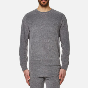 A.P.C. Men's Hike Sweatshirt - Gris Chine