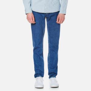 A.P.C. Men's Petit New Standard Slim Jeans - Indigo Delave