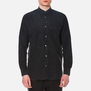 Our Legacy Men's Generation Long Sleeve Shirt - Charcoal