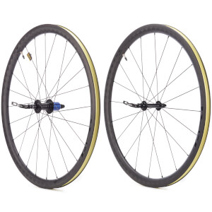 Venn Rev 35 Tubeless Clincher Carbon Wheelset
