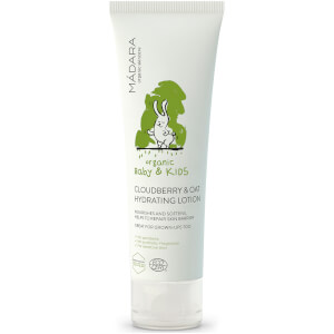MáDARA Baby Cloudberry and Oat Hydrating Lotion 100ml