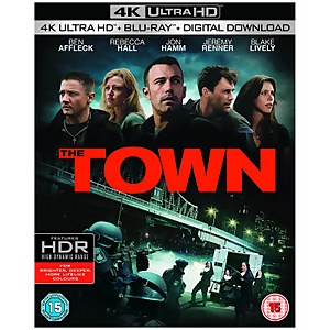 The Town - 4K Ultra HD
