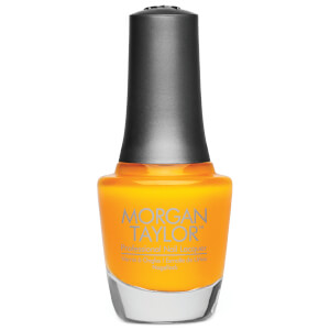 Vernis à ongles Morgan Taylor 15 ml – Sunset Yellow