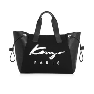 KENZO Women's Essentials Large Tote Bag - Black