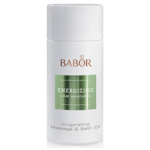 BABOR Invigorating Massage and Bath Oil 200ml