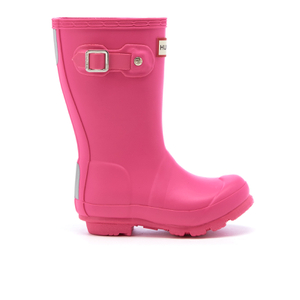 Hunter Toddlers' Original Wellies - Fuchsia