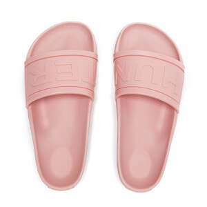 Hunter Women's Original Hunter Slide Sandals - Pink Sand