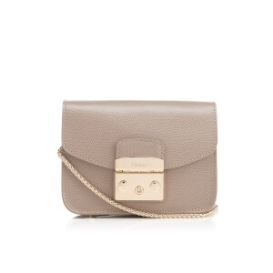 Furla Women's Metropolis Mini Cross Body Bag - Sabbia B