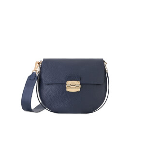 Furla Women's Club S Cross Body Bag - Navy B