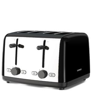 Kenwood TTM480BK Scene 4 Slice Toaster - Black