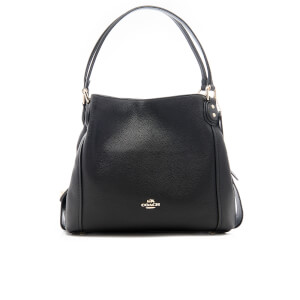 Coach Women's Edie 31 Shoulder Bag - Black