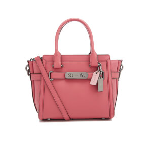 Coach Women's Coach Swagger 21 Tote Bag - Rouge