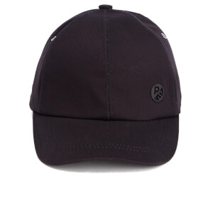 Paul Smith Men's Basic PS Cap - Black
