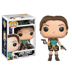 Tomb Raider Lara Croft Pop! Vinyl Figur