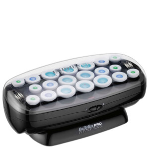 Babyliss PRO Cascade 20 Piece Multi Size Hot Roller Set: Image 2