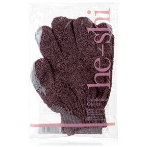 He-Shi Exfoliating Gloves -kuorintahansikkaat