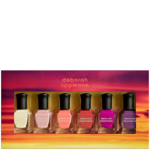 Deborah Lippmann Gel Lab Pro Color Sunrise, Sunset (6 x 8ml)